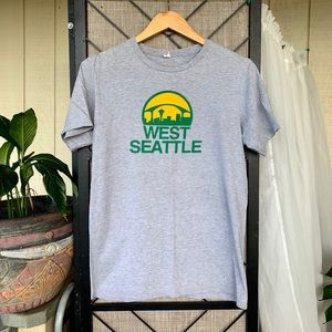 West Seattle Trendy T Shirt Small